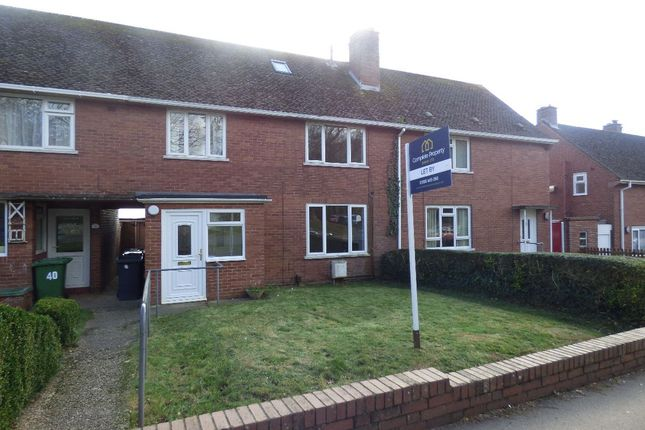 Thumbnail Semi-detached house to rent in Stoke Hill, Exeter