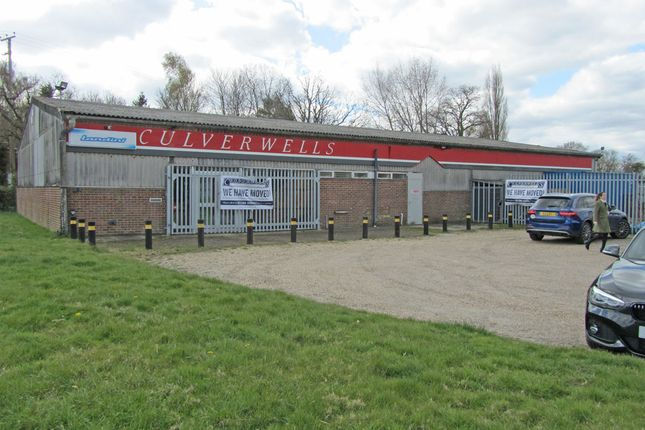Thumbnail Retail premises to let in 1 Leigh Green Industrial Estate, Appledore Road, Tenterden