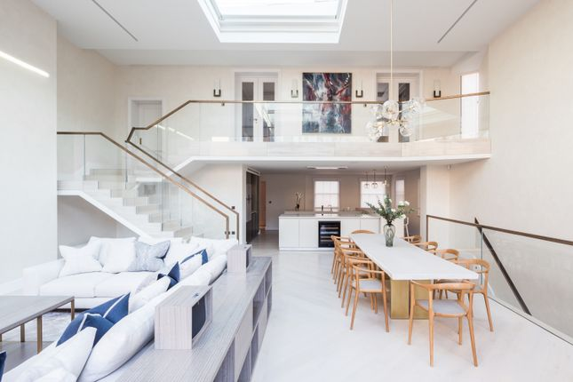 Thumbnail Semi-detached house for sale in Bedford Gardens, Kensington, London