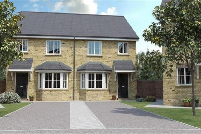 Thumbnail Semi-detached house for sale in Aaron Manby Court, High Street, Princes End, Tipton