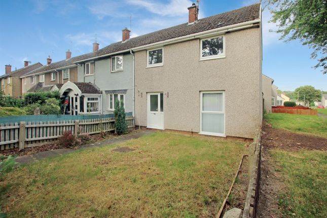 3 bed end terrace house to rent in Neville Close, Redditch B98
