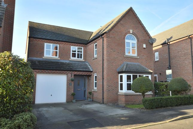Integral Garage of Haslam Place, Nr Holbrook, Belper, Derbyshire DE56
