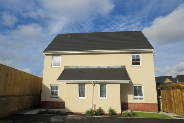 Thumbnail Flat for sale in Pen Y Berllan, Cefn Glas, Bridgend