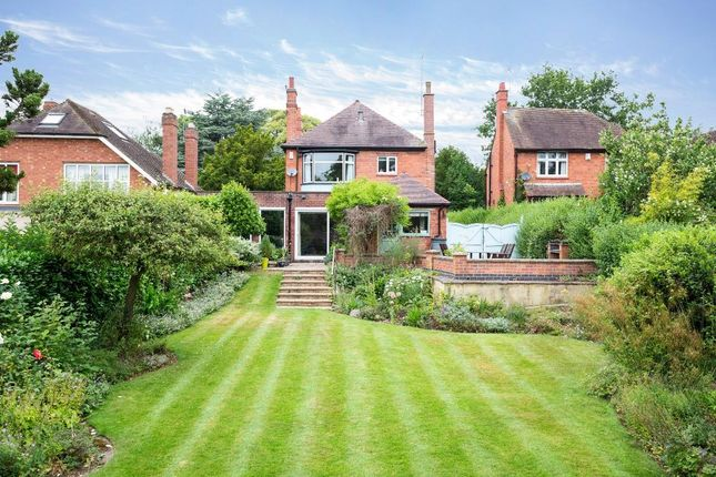 Thumbnail Detached house for sale in Bilton Road, Rugby