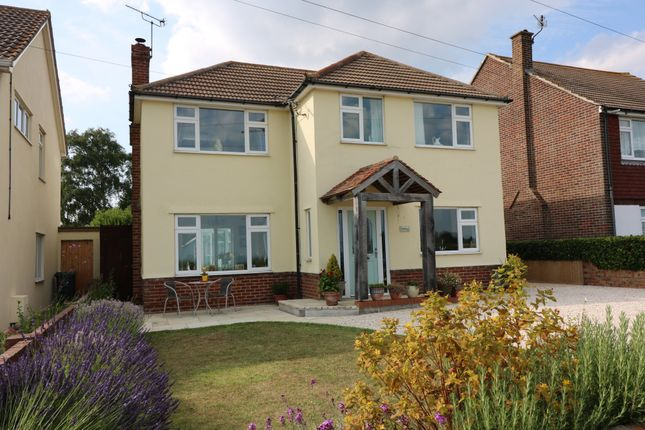 3 bed detached house to rent in Sandwich Road, Cliffsend, Ramsgate CT12
