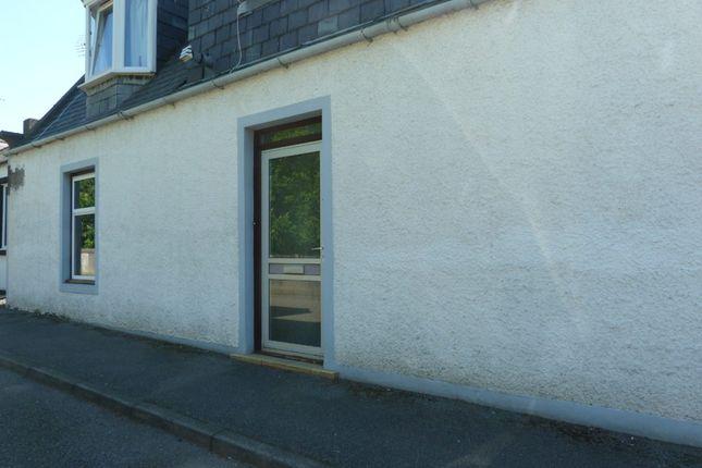 Thumbnail Flat to rent in 17 Castle Street, Fochabers