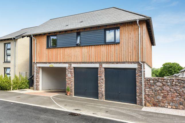 Thumbnail Flat for sale in Longstem Drive, Dartington, Totnes
