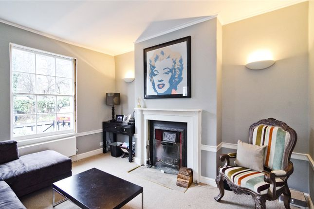 Thumbnail Terraced house for sale in Nelson Terrace, London