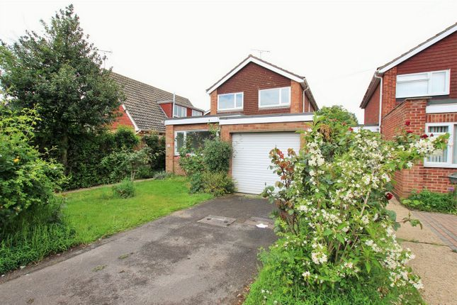 Thumbnail Detached house for sale in St Monance Way, Colchester, Essex