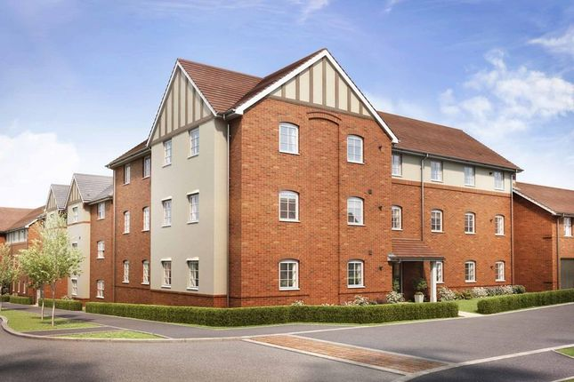 "1 bedroom flat for sale in ""Gibberd Court"" at Marsh Lane, Harlow"