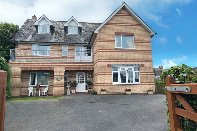 Thumbnail Detached house for sale in Chambercombe Park Road, Ilfracombe