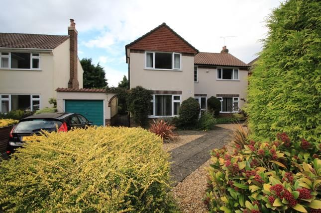 Thumbnail Detached House For Sale In Queens Park Bournemouth Dorset