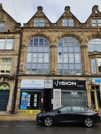Office to let in North Parade, Bradford, West Yorkshire