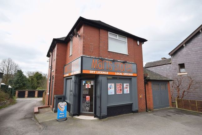 Thumbnail Property for sale in Ashbourne Road, Leek
