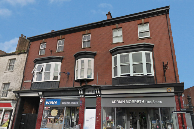 Thumbnail Flat for sale in Queens Street, Ripon, North Yorkshire