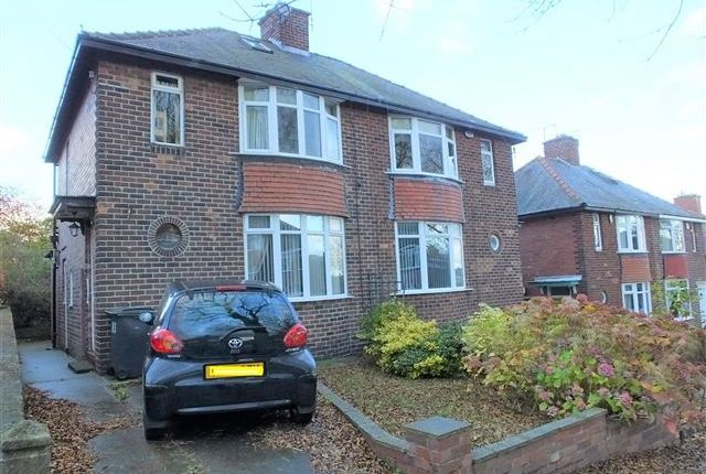 Thumbnail Semi-detached house to rent in Thorpe House Rise, Norton Lees, Sheffield