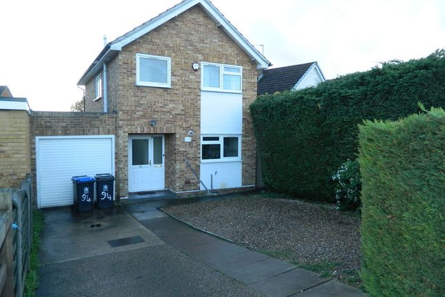Thumbnail Detached house to rent in Stomp Road, Burnham, Buckinghamshire