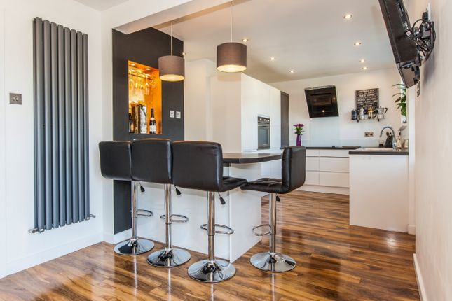 Thumbnail Detached house for sale in Dorchester Road, Garstang