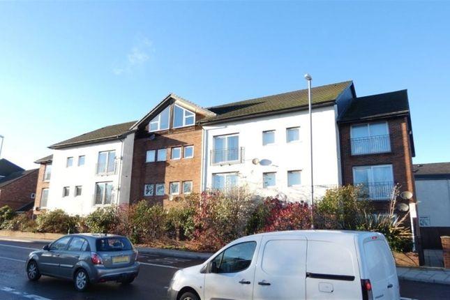 Thumbnail Flat to rent in Appletree Court, Bensham Road, Gateshead
