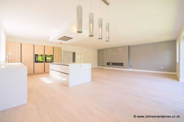 Thumbnail Detached house for sale in Abbey Road, Chertsey