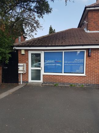Office to let in Derby Road Loughborough, Loughborough