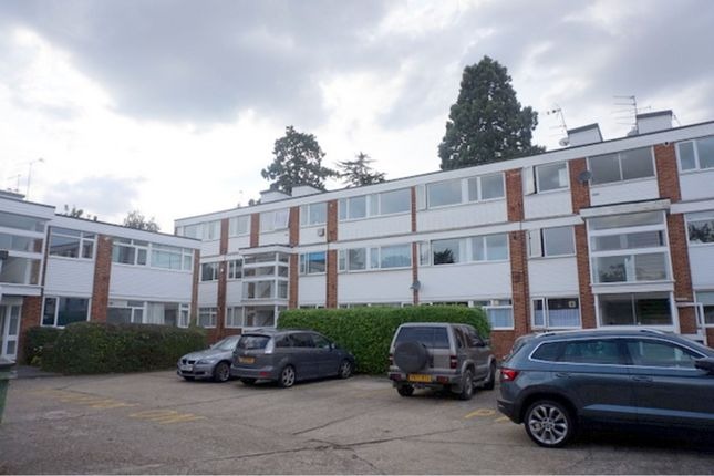 Thumbnail Flat for sale in Fir Trees, Epping