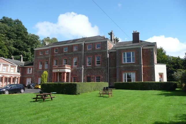 Thumbnail Flat for sale in Haccombe House, Haccombe, Newton Abbot