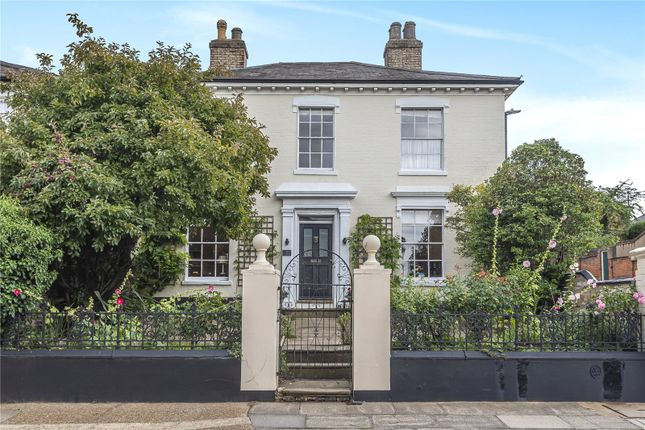 Thumbnail Semi-detached house for sale in Anglesea Road, Ipswich