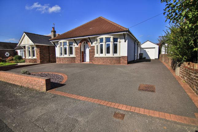 Thumbnail Detached bungalow for sale in Heol Dolwen, Whitchurch, Cardiff