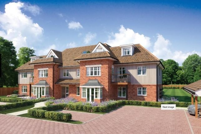 Thumbnail Flat for sale in Golf Links Road, Ferndown