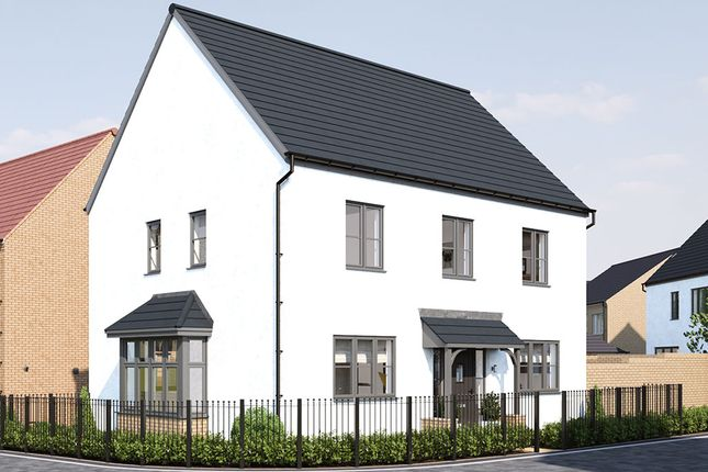 """4 bed detached house for sale in """"The Chestnut II"""" at Sheepfold Lane, Upper Cambourne, Cambourne, Cambridge CB23"""