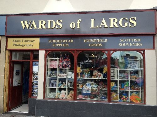 Retail premises for sale in Largs, Ayrshire