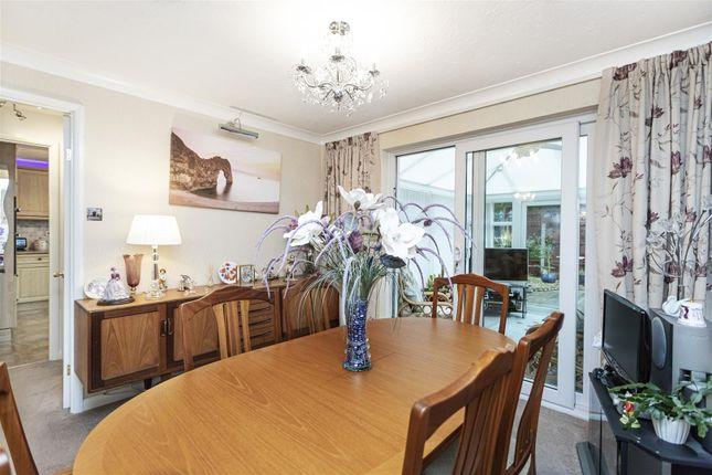 Dining Room of Spetisbury Close, Bournemouth BH9