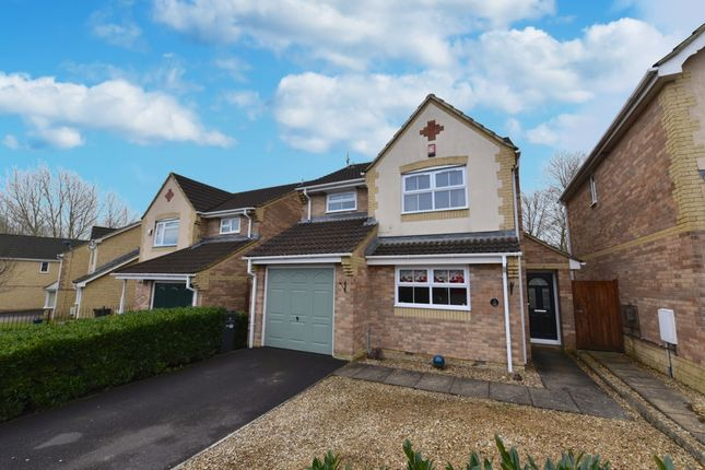 Thumbnail Detached house for sale in Foxglove Way, Yeovil