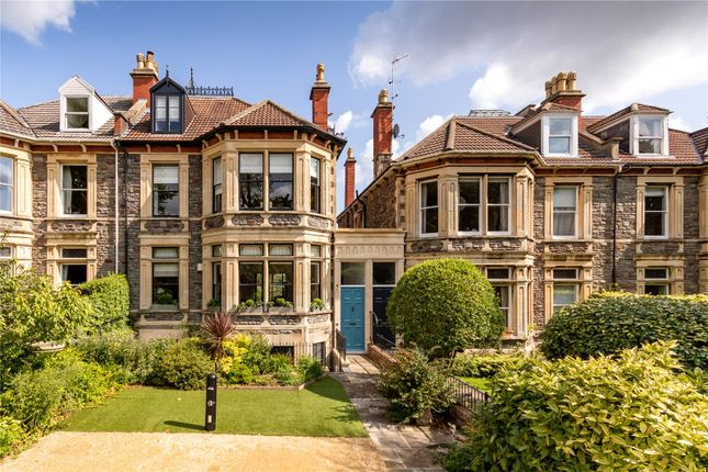 Thumbnail Semi-detached house for sale in Woodstock Road, Redland, Bristol