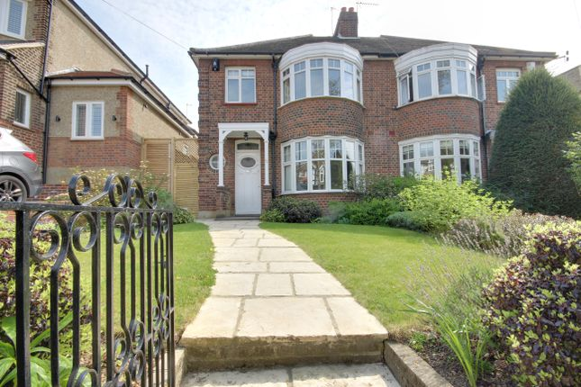 Thumbnail Semi-detached house for sale in The Chine, Grange Park