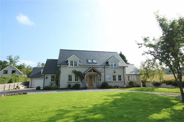 Thumbnail Detached house for sale in Derin, Lentran, Inverness