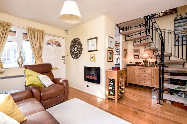 Thumbnail Cottage for sale in St. Peter's Close, London