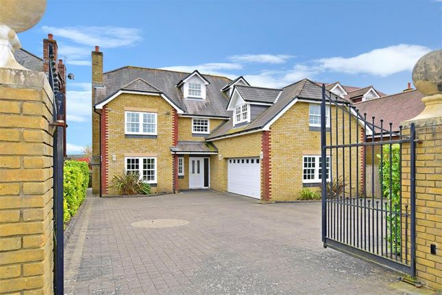Thumbnail Detached house for sale in Dodnor Lane, Newport, Isle Of Wight