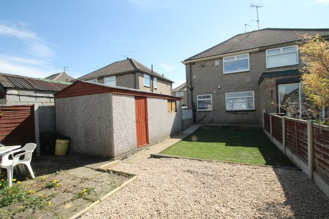 Thumbnail Semi-detached house to rent in Kingswear View, Leeds
