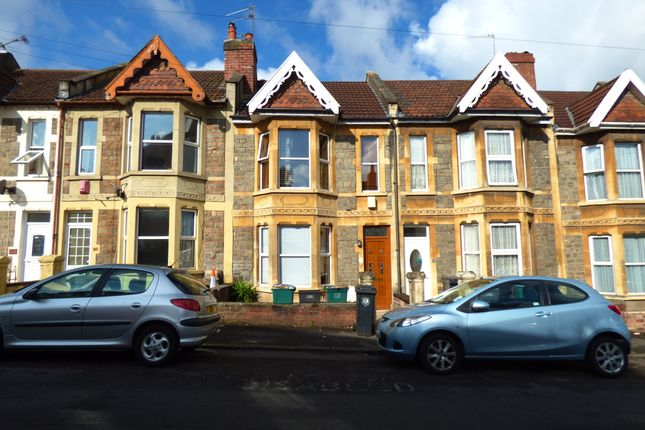 Thumbnail Terraced house to rent in Winchester Road, Bristol