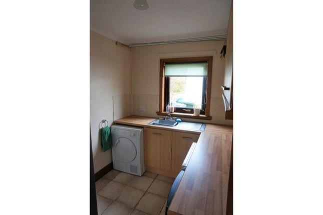 Utility Room of Gairney Bank, Kinross KY13