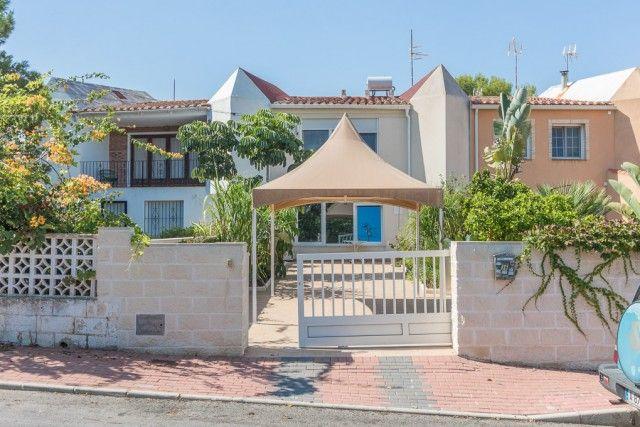 Entrance of Spain, Alicante, Torrevieja, Los Balcones