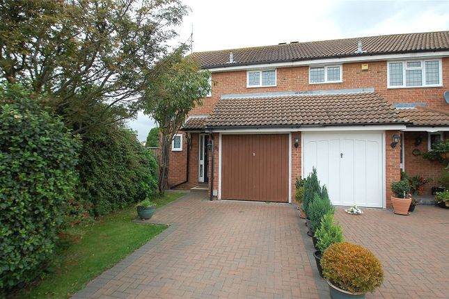 Thumbnail End terrace house for sale in Aldwych Close, Hornchurch