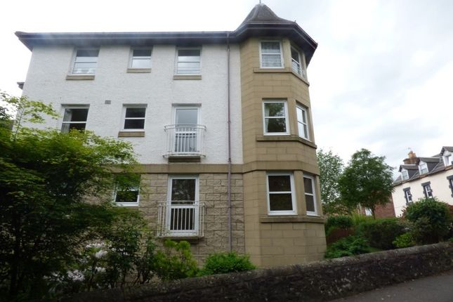 Thumbnail Flat for sale in Pittenzie Street, Crieff