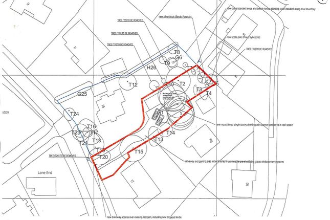 Thumbnail Land for sale in Hill Top Lane, Gayton, Wirral