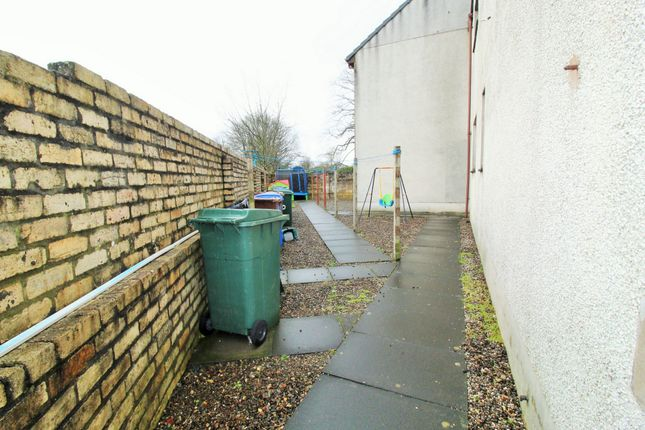 External of New Street, Kilmarnock KA1