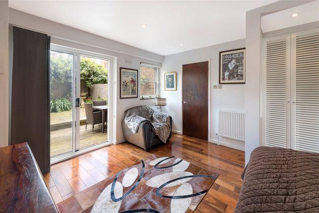 Reception Room of Whistlers Avenue, Battersea, London SW11