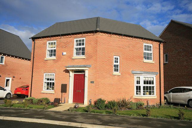 3 bed detached house for sale in Eaglestone Drive, West Haddon, Northampton NN6