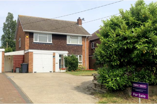 Thumbnail Detached house for sale in Frimley Green Road, Camberley